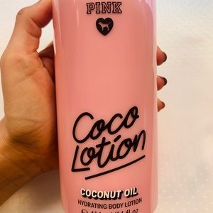 Pink Coco Lotion / New